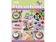 Leisure Arts-Pincushions 60 Cross Stitch Designs