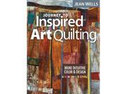 C & T Publishing-Journey To Inspired Art Quilting