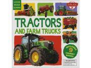 Walter Foster Creative Books-Tractors And Farm Trucks