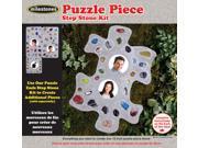 Puzzle Piece Step Stone Kit-