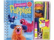 Fuzzimal Puppies Book Kit-