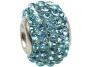 Trinkettes Glass Rhinestone Bead 1/Pkg-March