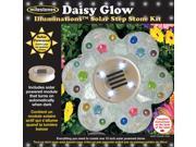 Solar Step Stone Kit-Daisy Glow