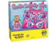 Sparkle Butterfly Purse Kit-