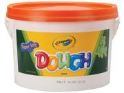 Dough Bucket 3 Pounds-Orange