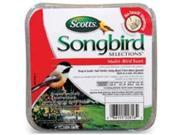 Multi Bird Suet 10.75 Oz SCOTTS COMPANY Bird Food 1022816 086155228162