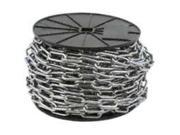 Chn Lnk Strt No 2 125Ft 520Lb CAMPBELL CHAIN Chain - Straight Link 072-3627