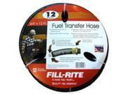 Hos Xfer Fuel 3/4In 12Ft Npt TUTHILL CORPORATION Lawn and Garden Hoses FRH07512