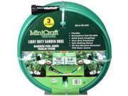 Gardn Hse PVC 100Ft 5/8In 3Ply MINTCRAFT Garden Hose GH-58503-1003L 045734985476