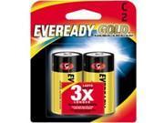Energizer 2Cd C Alkaline Battery
