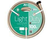 5/8X100'LIGHT DUTY GARDN HOSE TEKNOR APEX CO. Garden Hose 8400-100 031724840009