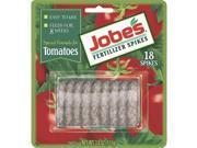 Tomato Fertilizer Spikes 18Pk EASY GARDENER Spikes 06000 073035060486