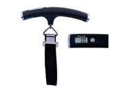 Escali Velo Luggage / Travel Scale, 110 Lb / 50 Kg, Black