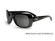 Kaenon Women's Eden Sunglasses 010-01-G12 Black Polarized