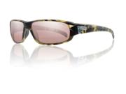 Smith Optics Precept Matte Tortoise Sunglasses W/Polarchromic Ignitor Lens