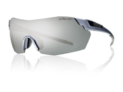 Smith Optics Pivlock V2 Max Matte Graphite Sunglasses Super Plantinum Lens
