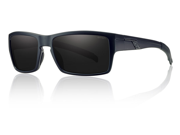 Smith Optics Outlier Matte Black Sunglasses W/Blackout Lens Outdoor Sports
