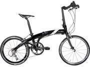 Dahon Anniversary Replica Stellar Folding Bike Bicycle Black