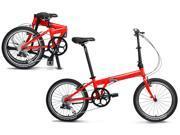 Dahon Speed P8 Fire Folding Bike Bicycle 8 Speed