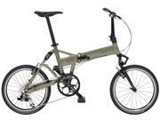 Dahon Jetstream P8 Bronze Folding Bike Bicycle