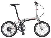 Dahon Vigor P9 Polished 92-7-09 Folding Bike Bicycle