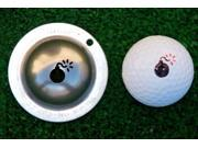 New Tin Cup Golf Ball Custom Marker Alignment Tool