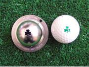 New Tin Cup Golf Ball Custom Marker Alignment Tool
