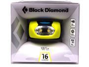 Black Diamond Wiz Headlamp Lime Light BD620601LMLTALL1
