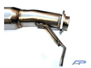 Agency Power for 03-08 Mazda RX-8 RX8 Cat Delete Race Pipe