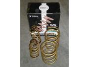 Tein H.Tech High.Tech Lowering Springs 08+ LEXUS IS F SKC72-BUB00