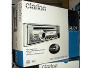 CLARION WMA MP3 CD RADIO STEREO PLAYER M109 M109B
