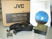 JVC KS-PD100 IPOD CONNECTION ADAPTER FOR JVC STEREOS KSPD100 KSPD100B
