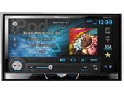 "Pioneer AVH-X5600BHS Multimedia DVD Receiver with 7"" VGA Display, MIXTRAX, Built in Bluetooth, HD Radio Tuner, SiriusXM REady, App Radio Mode and Mirrorlink Ready AVHX5600BHS"