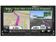 "Kenwood Excelon DNX890HD 6.1"" Car Navigatoin Receiver w/ Bluetooth DNX890HDB"
