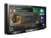 """Pioneer AVH-X5700BHS 7"""" Touch Screen DVD/CD Receiver with Bluetooth"""
