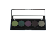 Purely Pro 5-Well Eyeshadow Palette Green Eyed Lady