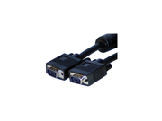 Skque 10ft HD15 M/M  SVGA Monitor Extension Cable with Ferrites