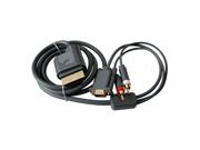 Skque Xbox 360 HD VGA Audio/Video Cable 6ft