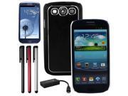 Accessory Bundle Combo for Samsung Galaxy S3 SIII i9300