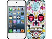 Skque Indian Hybrid Textile Pattern Case Cover for Apple iPhone 5 (Design 1)