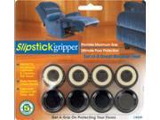 "Slipstick CB260 Set of 8 Small Recliner Feet, 1"""