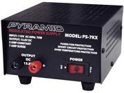 NEW PYLE PS7KX 5 AMPLIFIER AMP AC/DC REGULATED POWER SUPPLY