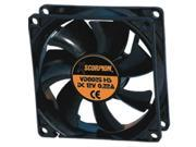 "NEW XSCORPION FAN5 3.25"" SPUARE ROTARY COOLING FAN 3 1/4"""