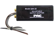 PAC SNI-35 Adjustable 2-Channel Line Out Converter