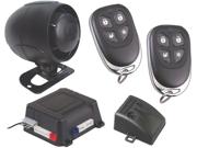 NEW SCYTEK G20 KEYLESS ENTRY CAR ALARM SYSTEM W/ 2 4-BUTTON TRANSMITTERS