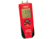 PYLE CAR AUDIO PDMM01 NEW DIGITAL MANOMETER WITH 11 UNITS OF MEASURE LCD DISPLAY