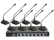 Wireless 8 Mic System Conference - PDWM8300