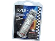PYLE CAR AUDIO PLCAPE18 NEW 1.8 FARAD BLUE LED DIGITAL DISPLAY POWER CAPACITOR