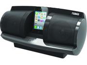 NEW NAXA NI3109 PORTABLE DIGITAL FM STEREO RADIO WITH DOCK FOR IPOD AND IPHONE