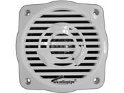"Audiopipe Apsw2504js 1 Pair Of 4"" Coxial 2 Way Marine Speakers And Amplifier"